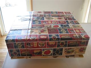 ケーキの箱