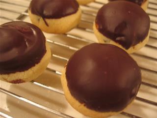 チョコレートビスケット