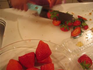 ママの誕生日ケーキ2
