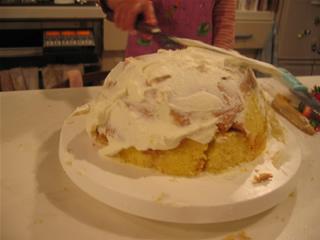 ママの誕生日ケーキ5