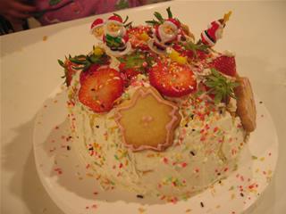 ママの誕生日ケーキ6