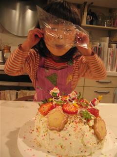 ママの誕生日ケーキ7