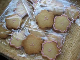 桜クッキー2